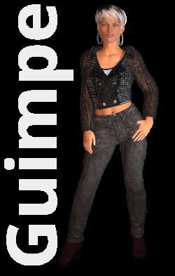 Gratis guimpepatroon -zwart vestje - thumb