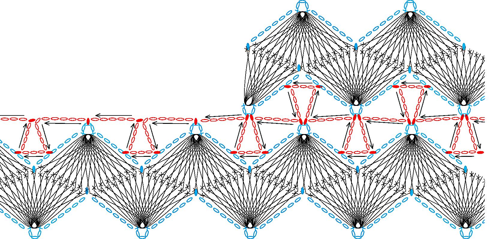 Guimpepatroon - kort truitje - patroon 2