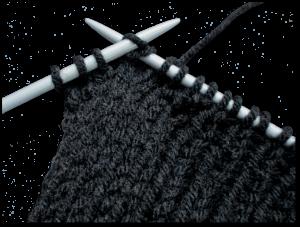 Gratis breipatroon - mouwloos vest - illustratie 4 - verkorte naald