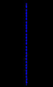 Gratis guimpepatroon - zilvergrijze trui - verbinden bovenkant 2