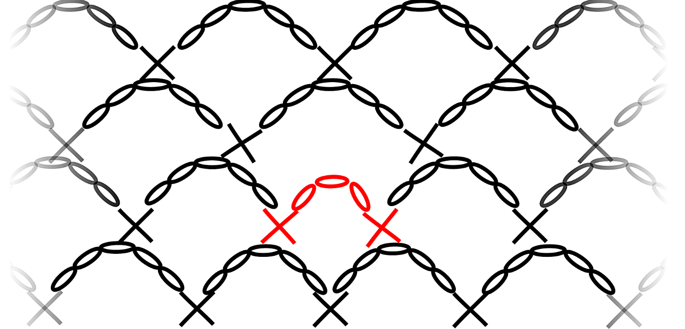 Lurex tuniek - minderen